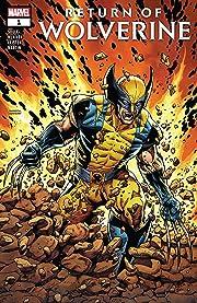 Return Of Wolverine (2018-) #1 (of 5)
