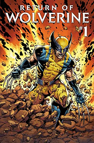 Return Of Wolverine (2018-) #1 (of 5)