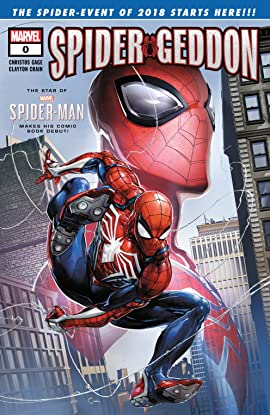 Spider-Geddon (2018) #0 (of 5)