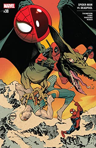 Spider-Man/Deadpool (2016-2019) #38