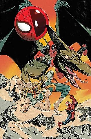 Spider-Man/Deadpool (2016-) #38