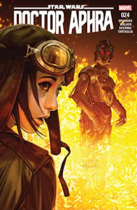 Star Wars: Doctor Aphra (2016-) #24