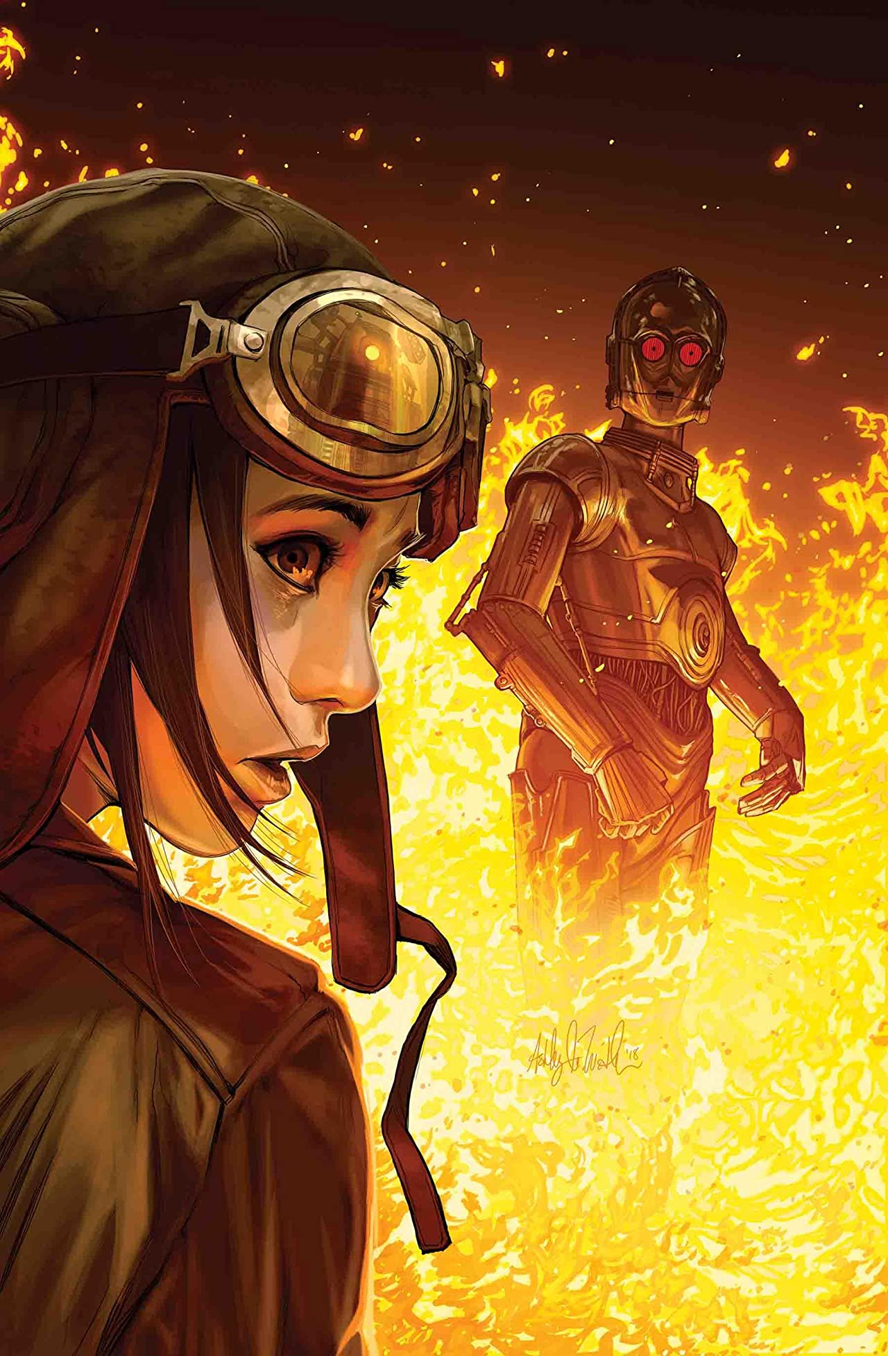 Star Wars: Doctor Aphra (2016-) No.24