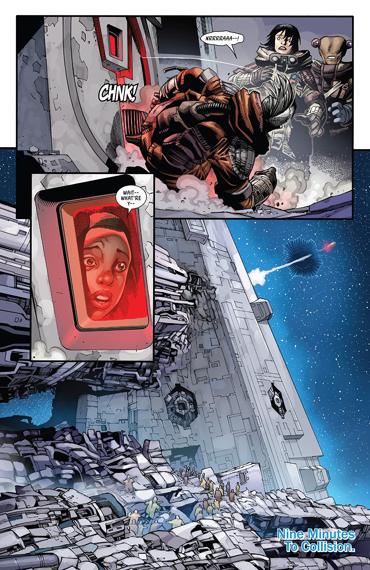 Star Wars: Doctor Aphra (2016-2019) #24