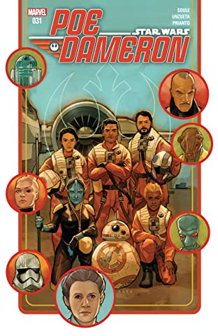 Star Wars: Poe Dameron (2016-2018) #31
