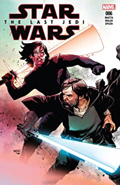 Star Wars: The Last Jedi Adaptation (2018) #6 (of 6)
