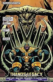 Thanos Legacy (2018) #1