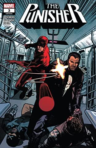 The Punisher (2018-) #3