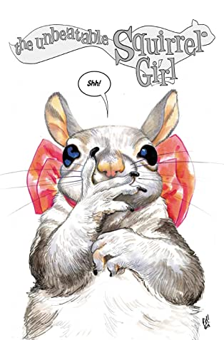 The Unbeatable Squirrel Girl (2015-) #36