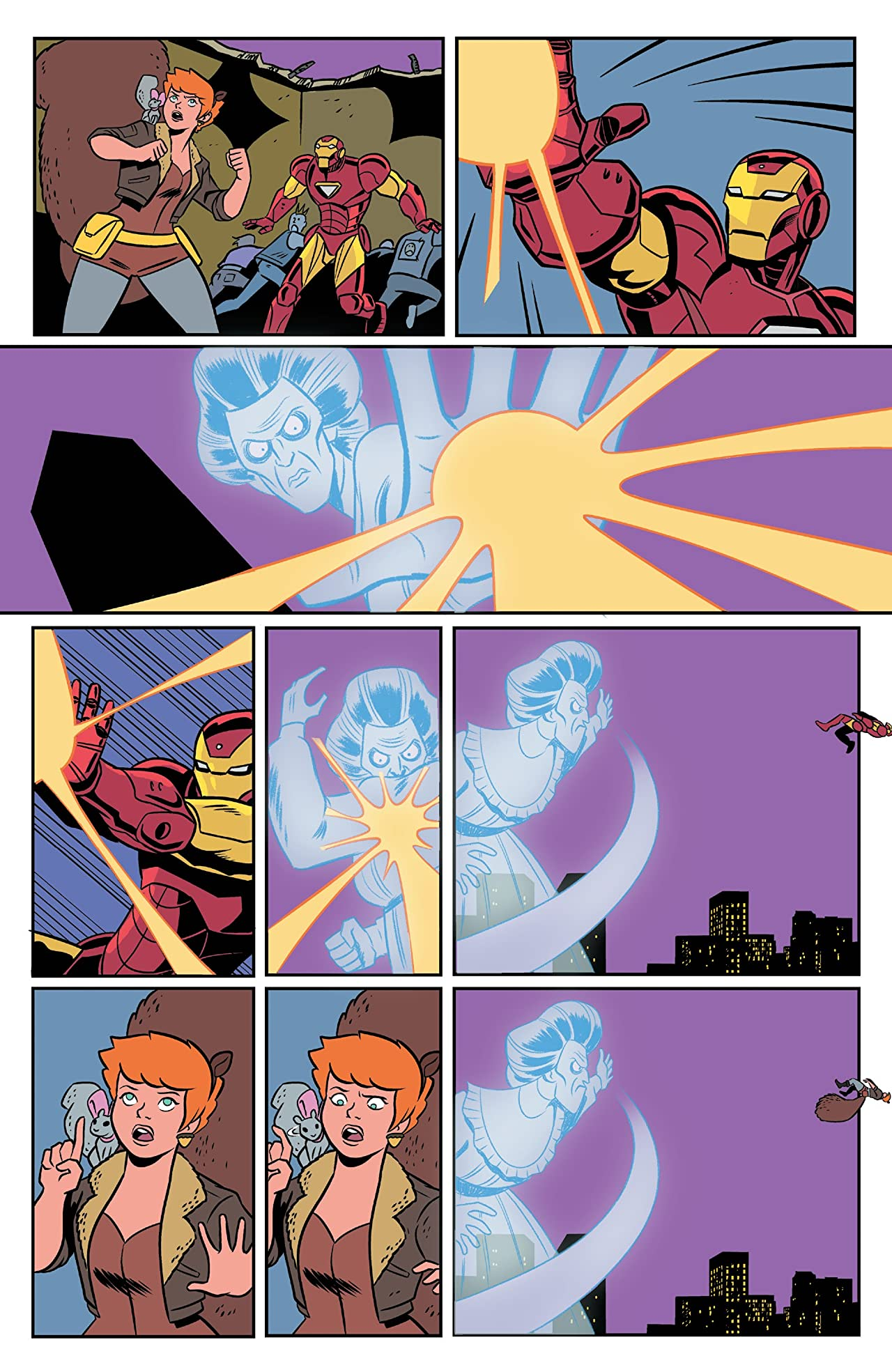The Unbeatable Squirrel Girl (2015-) #36