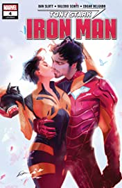 Tony Stark: Iron Man (2018-) #4