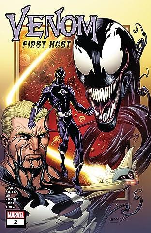 Venom: First Host (2018) #2 (of 5)