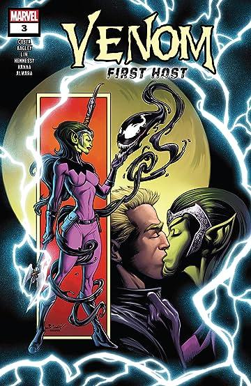 Venom: First Host (2018) #3 (of 5)