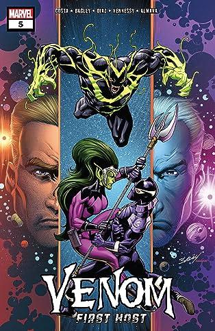 Venom: First Host (2018) #5 (of 5)