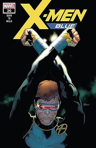 X-Men Blue (2017-) #36