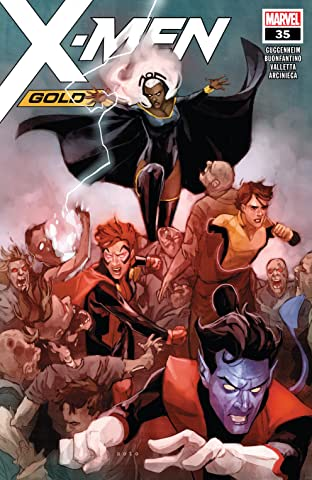 X-Men Gold (2017-) No.35