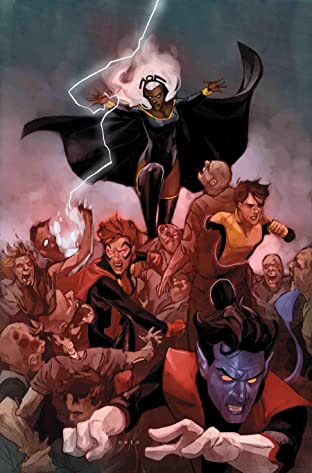 X-Men Gold (2017-) #35