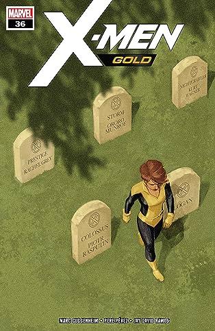 X-Men Gold (2017-) #36