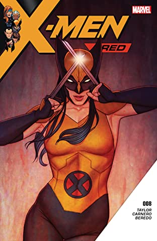 X-Men Red (2018-) No.8