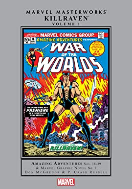 Killraven Masterworks Vol. 1