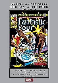 Fantastic Four Masterworks Vol. 20
