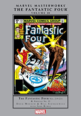 Fantastic Four Masterworks Vol. 20