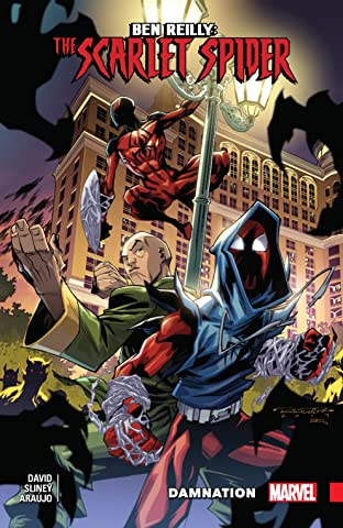 Ben Reilly: Scarlet Spider Tome 4: Damnation
