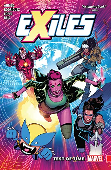 Exiles Vol. 1: Test Of Time