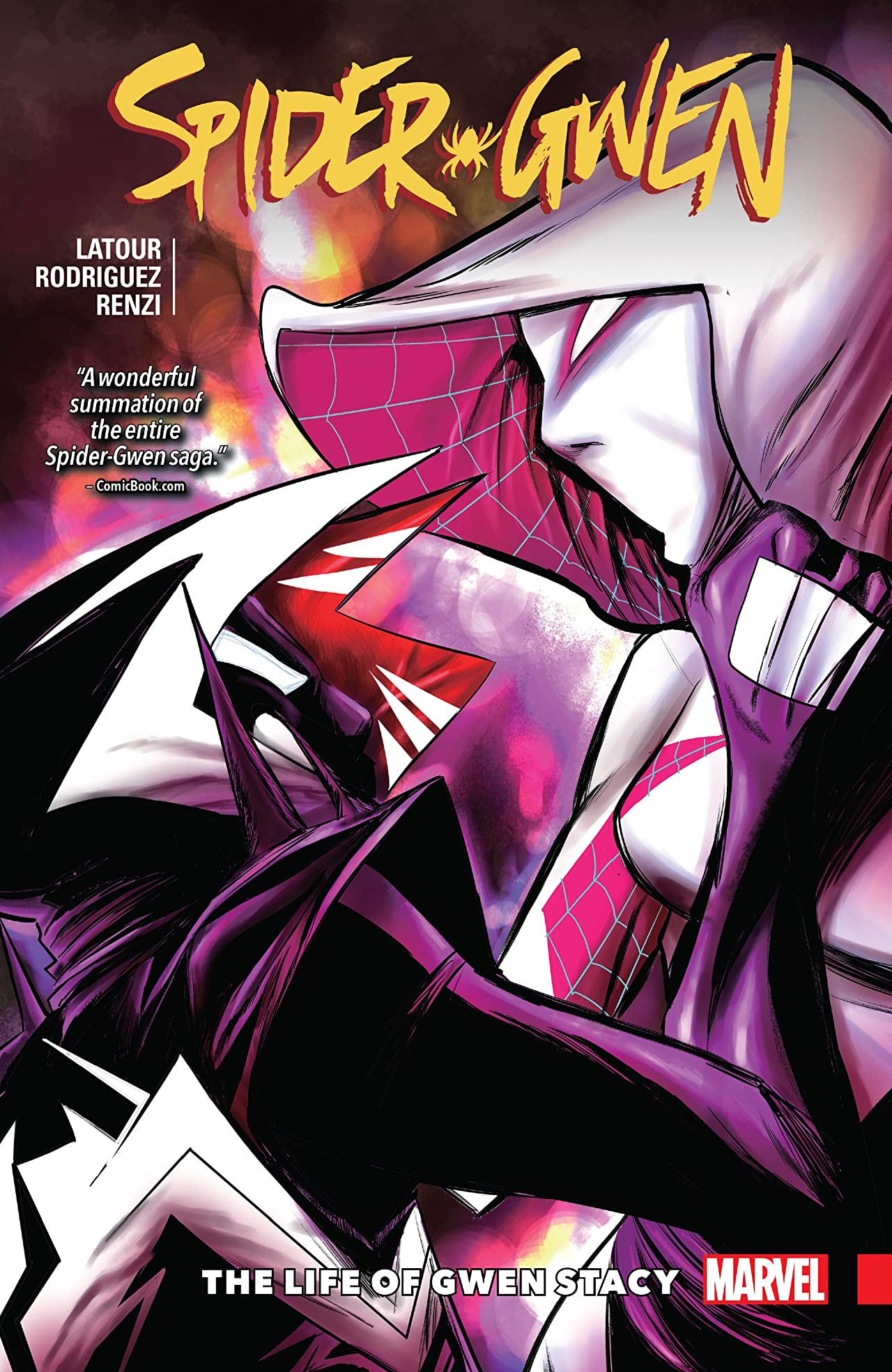 Spider-Gwen Vol. 6: Life Of Gwen Stacy