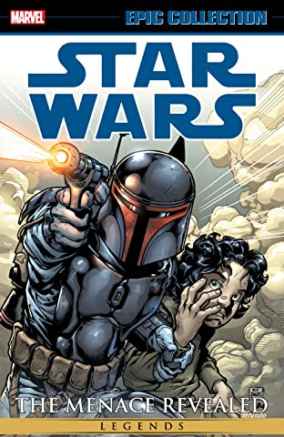 Star Wars Legends Epic Collection: The Menace Revealed Tome 1