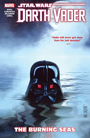 Star Wars: Darth Vader: Dark Lord of the Sith Vol. 3: The Burning Seas