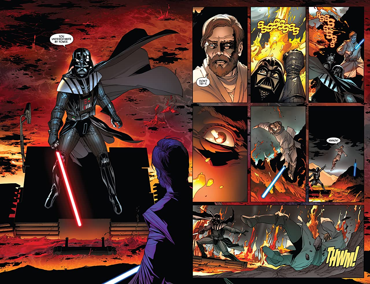 Star Wars: Darth Vader: Dark Lord of the Sith Vol. 3: The Burning Seas