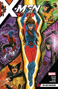 X-Men Red Vol. 1: The Hate Machine