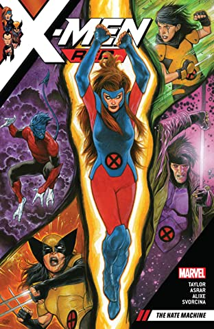 X-Men Red Tome 1: The Hate Machine