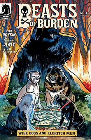 Beasts of Burden: Wise Dogs and Eldritch Men No.1