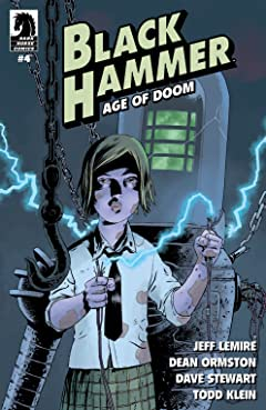 Black Hammer: Age of Doom No.4