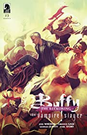 Buffy the Vampire Slayer Season 12: The Reckoning #3
