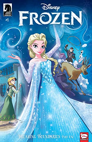 Disney Frozen: Breaking Boundaries #1
