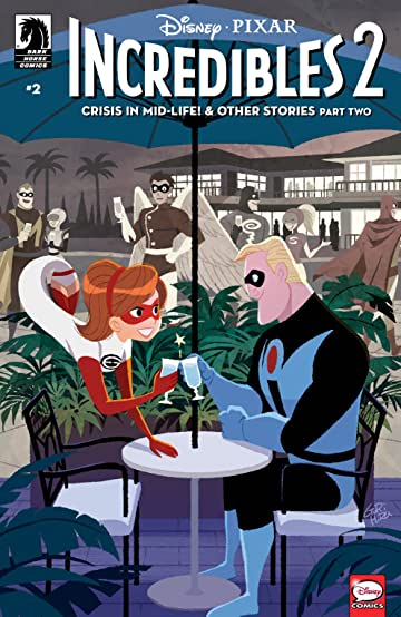 Disney / PIXAR The Incredibles 2 #2