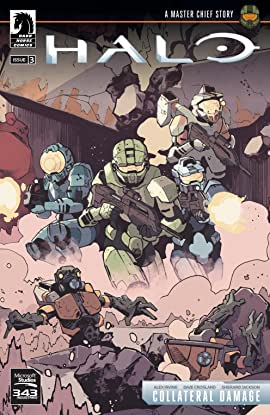 Halo: Collateral Damage #3