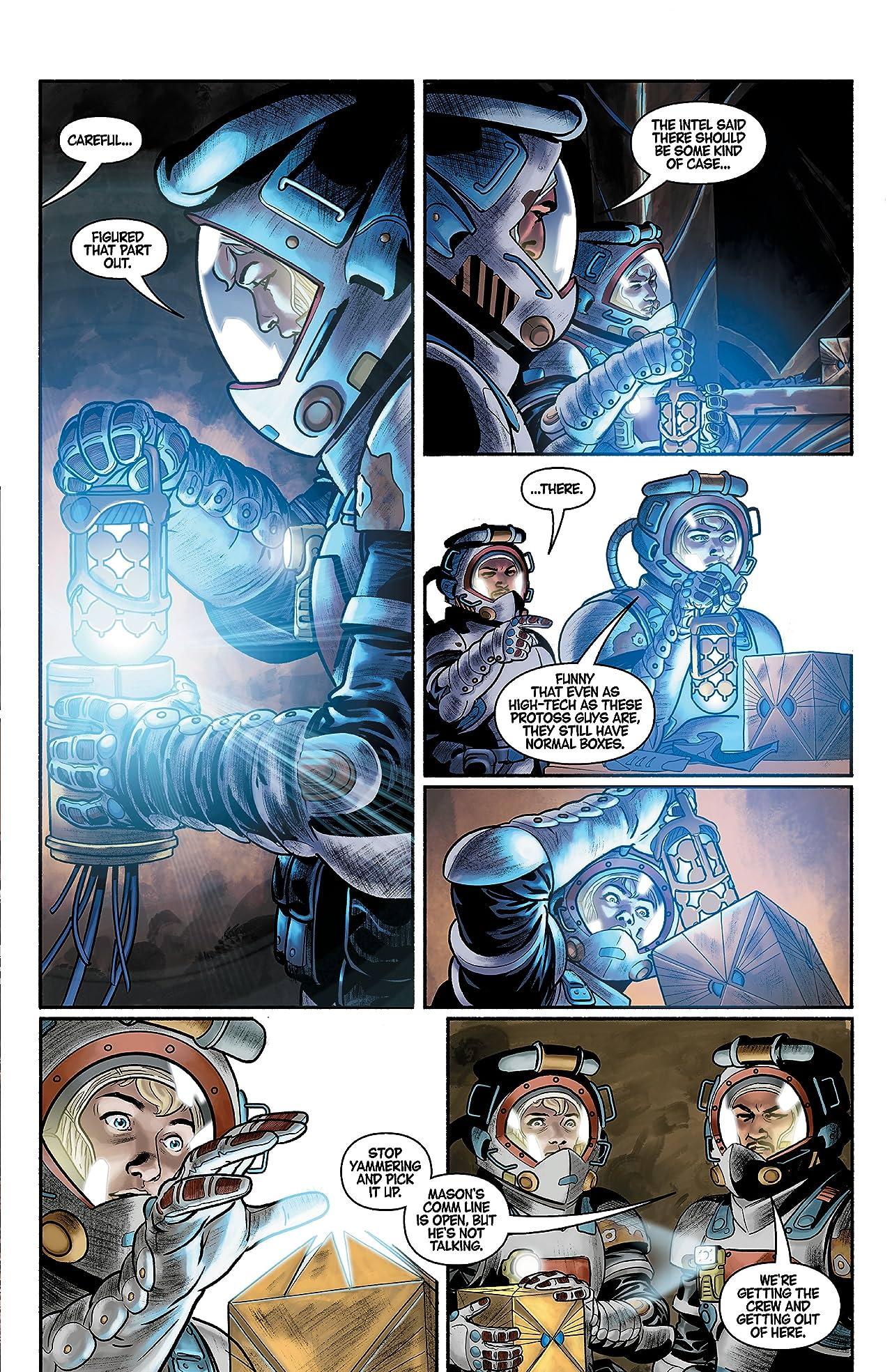 StarCraft: Scavengers #2