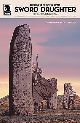 Sword Daughter #3