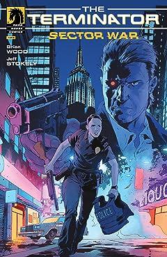 Terminator: Sector War #1