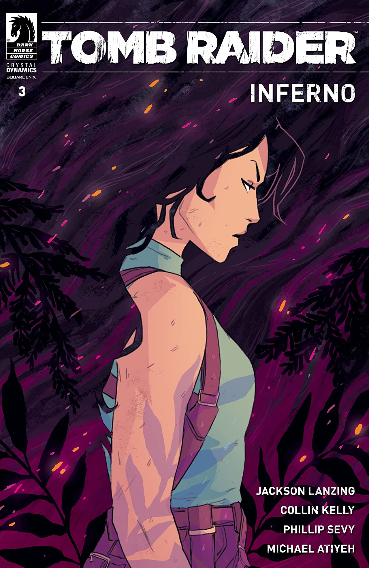 Tomb Raider: Inferno No.3