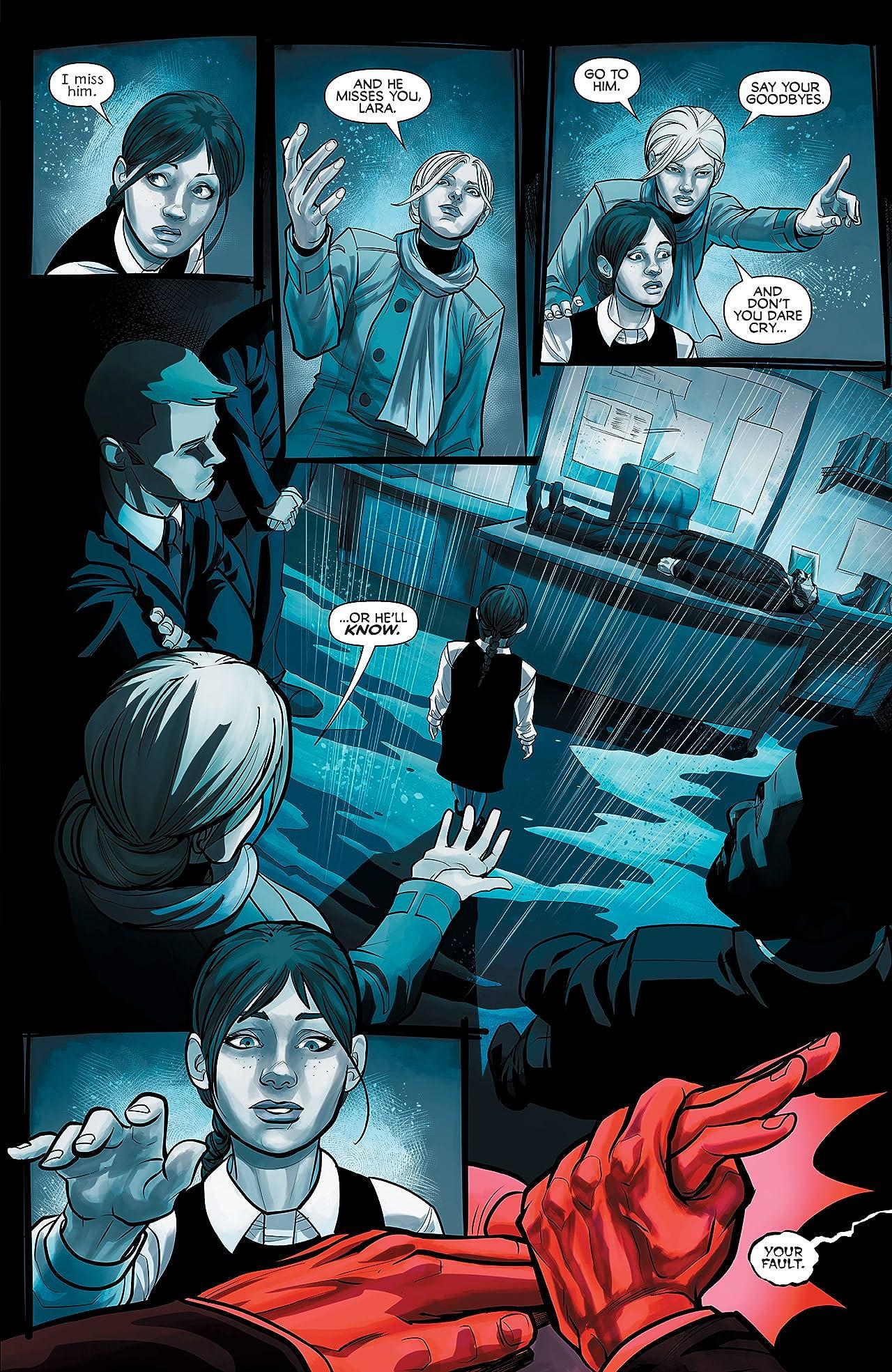 Tomb Raider: Inferno #3