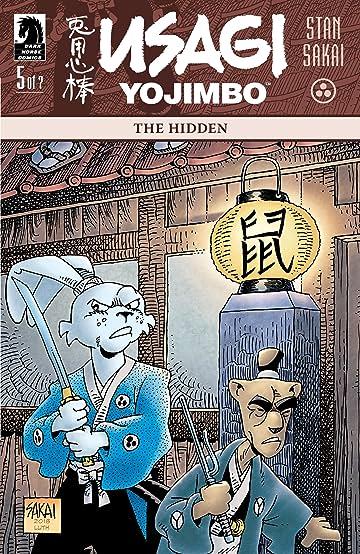 Usagi Yojimbo: The Hidden #5