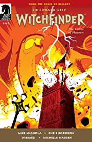Witchfinder: The Gates of Heaven #4
