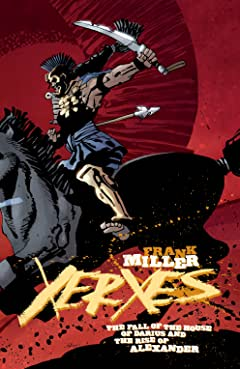 Xerxes: The Fall of the House of Darius and the Rise of Alexander No.5