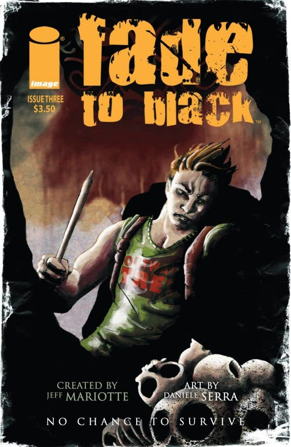 Fade To Black #3 (of 5)