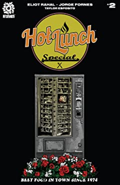 Hot Lunch Special #2